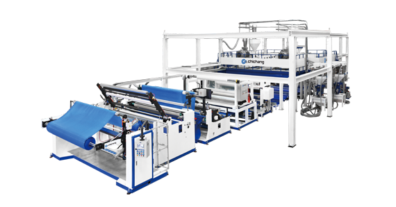 Air Bubble Film Extrusion Line