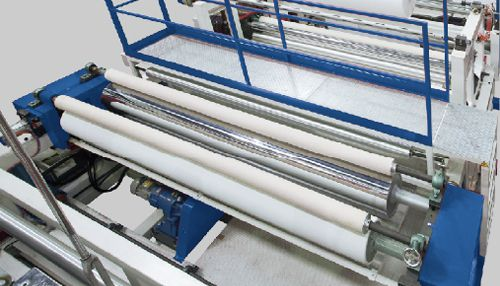 10-layer Co-Extrusion Air Bubble Film Extrusion Line | Chi Chang