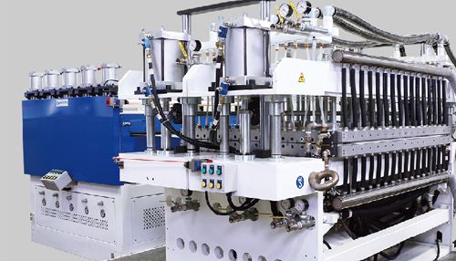 Pp Pc Hollow Profile Sheet Extrusion Line Chi Chang