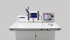 Central PLC Control & Thickness Gauging System